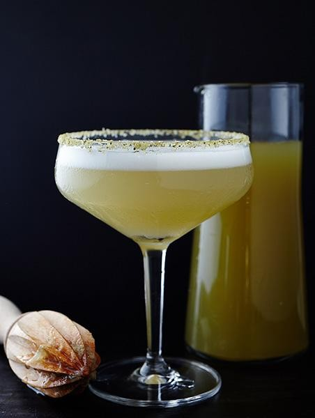 The Marguerite, a Southern Twist on the Margarita