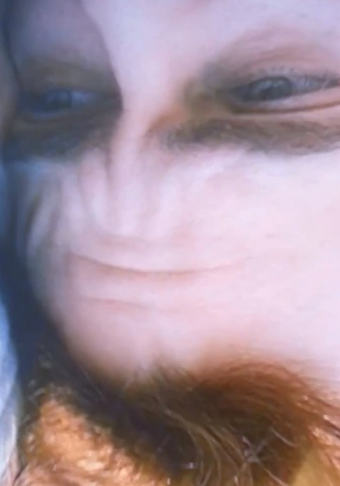 Joaquin Phoenix's Forehead-Face Will Freak You Out