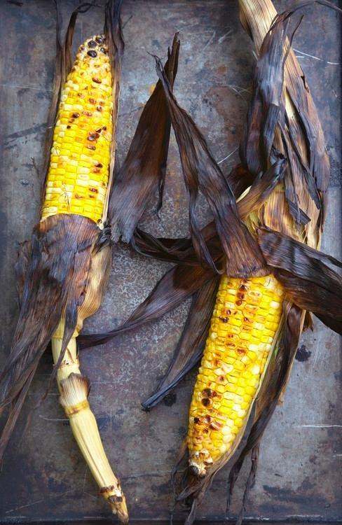 Grill Corn Smarter