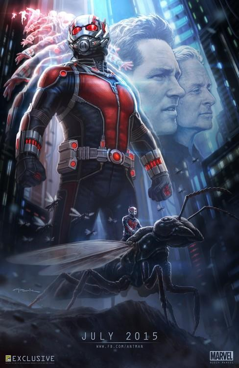Ant-Man: Edgar Wright May Have Left... But It Still Looks Great