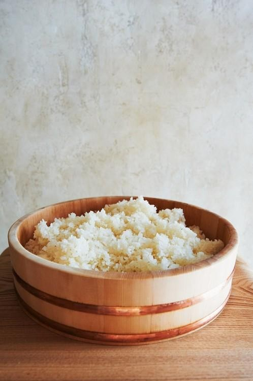 Since You Grill Basically Everything Else, Grill Your Rice, Too