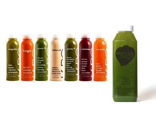 Green-Tastic Juices to Try