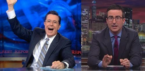 The Week Late-Night Comics Fought Back