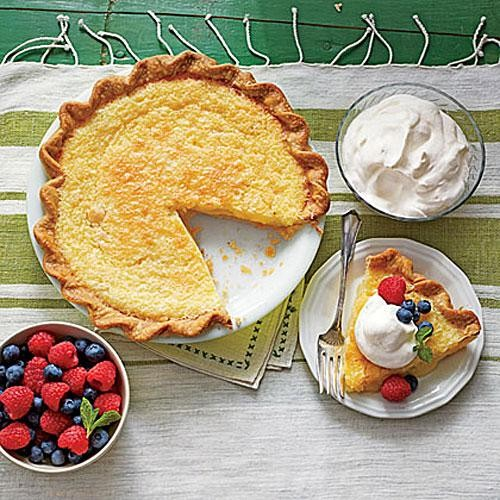 Make Mom Proud with this Buttermilk Pie