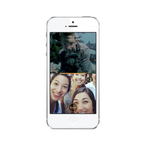 Facebook Premieres a New Messaging App Called Slingshot (Again)