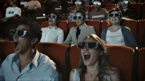 The First 4DX Movie Theater in the U.S. Opens With a Jolt