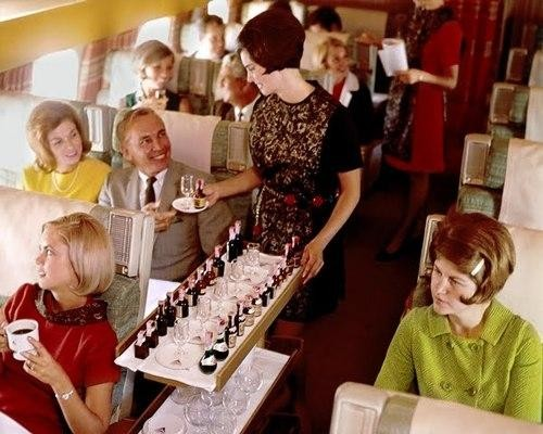 There's a Trick to Make That Airplane Wine Taste Better