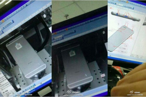 These Photos May Contain Our First Look at Apple's New iPhone