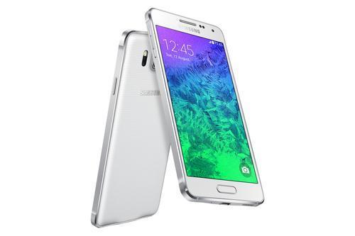 Samsung's New Galaxy Alpha Introduces a New –– Yet Familiar –– Smartphone Design
