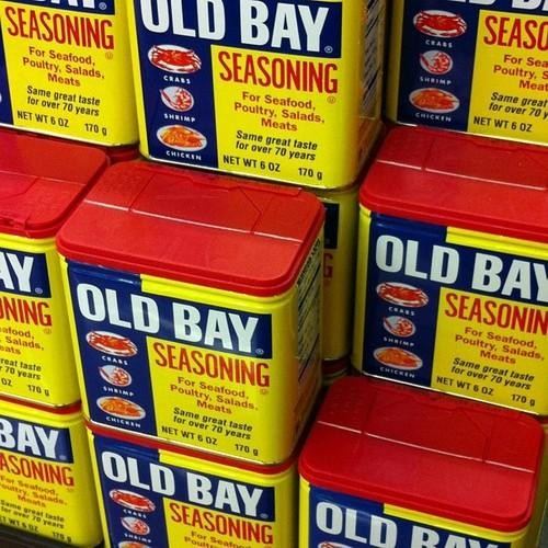 Old Bay (Beyond Blue Crabs)