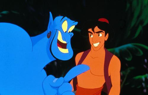 How Robin Williams Fell Out With Disney Over Aladdin