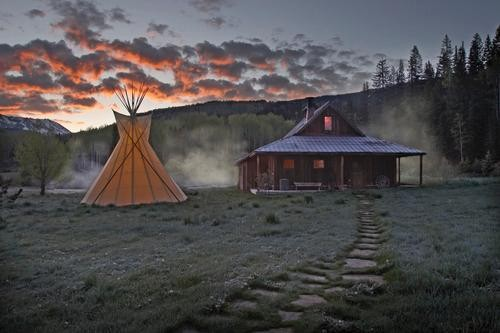 No Tents Allowed: The Best Tepee Hotels and Camps in the Country