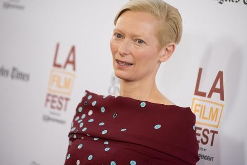 Tilda Swinton Takes Us Through Her Eclectic Screen Looks