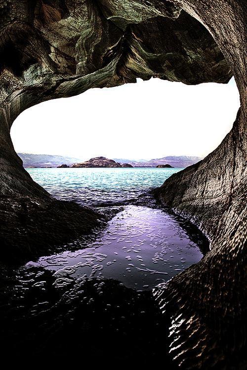 #Daydream: Cuevas de Mármol