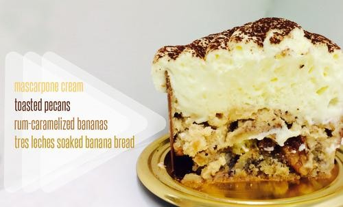 Anatomy of a Mashup: Banana Bread Tiramisu