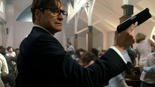 Colin Firth Goes From 'King's Speech' to Kick-Ass in the First Trailer for 'Kingsman: The Secret Service'