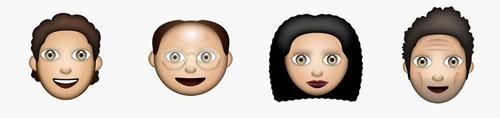 Yo-Yo Ma! Seinfeld Emoji Have Come to the iPhone