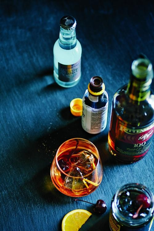 Use Bitters to Make Old Drinks Brand-New