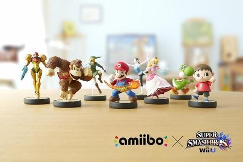 Nintendo Turns into Toymaker with Interactive 'Amiibo' Action Figures