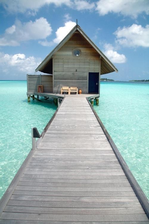 #Daydream: Relax in the Maldives