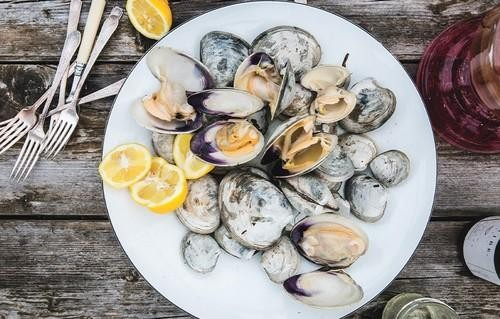 Steamed Clams: Made Even Better with Beer