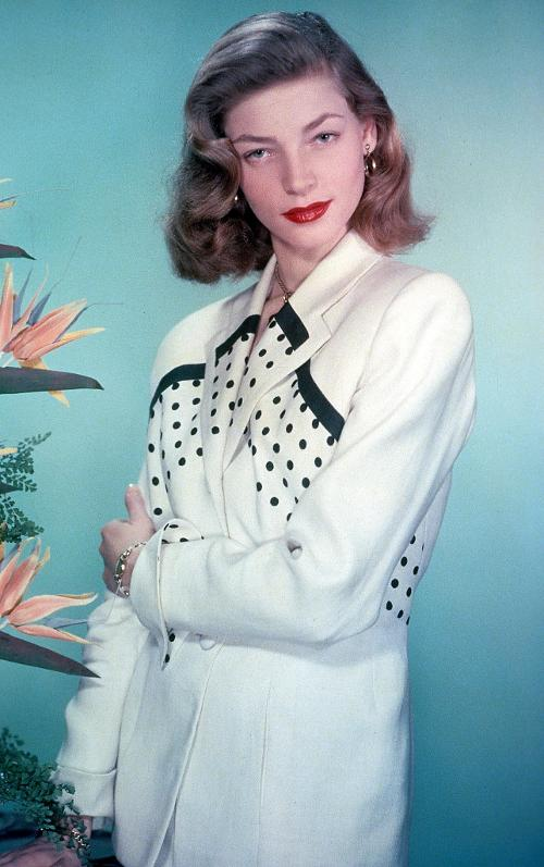 Celebrities React to the Death of Lauren Bacall