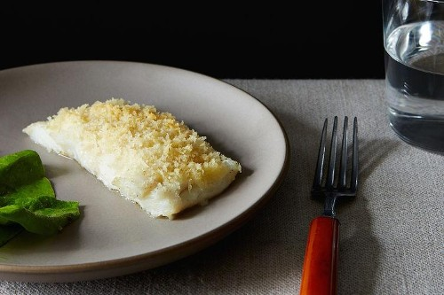 Simple Baked Halibut for a No-Brainer Friday Supper