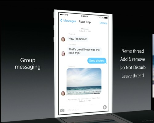 You Will Soon Be Able to Eject Yourself from Annoying Group Messages on iPhone