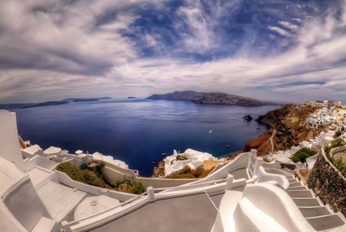 #Daydream: Santorini, Greece