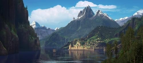 WATCH: Frozen Tours to Norway Take Off as Film Tourism Reaches a Fever Pitch