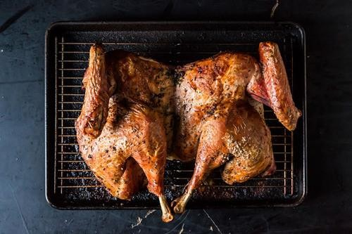 Say It: Spatchcock, the Fastest Way to Roast a Turkey