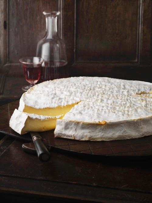 Yes! Goat's Milk Brie