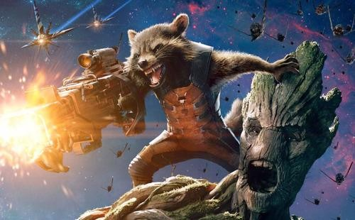 Marvel Screens 'Guardians of the Galaxy' for Hospitalized Rocket Raccoon Co-Creator