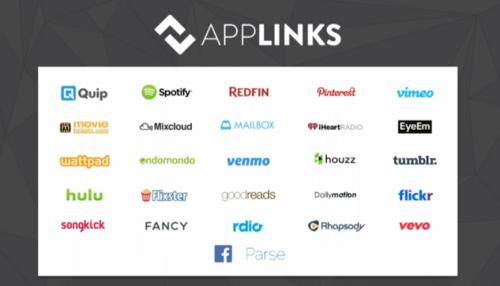 Facebook's AppLinks Lets You Hop App to App, Bypassing Mobile Websites