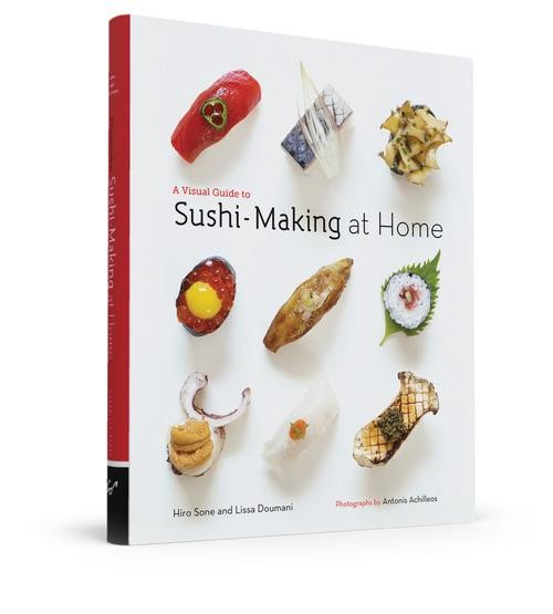 Your First Homemade Sushi
