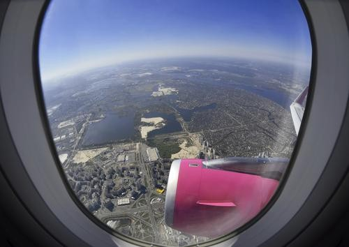 How to Take the Perfect Picture Out the Window of a Plane