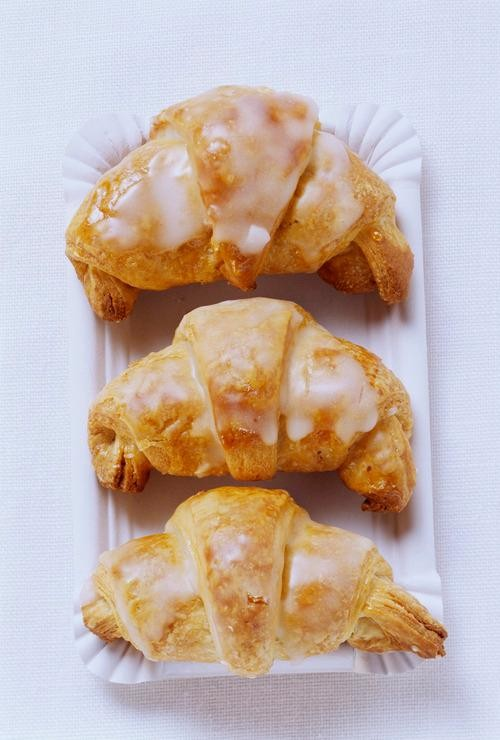 Glazed Cheese Croissants Recipes — Dishmaps