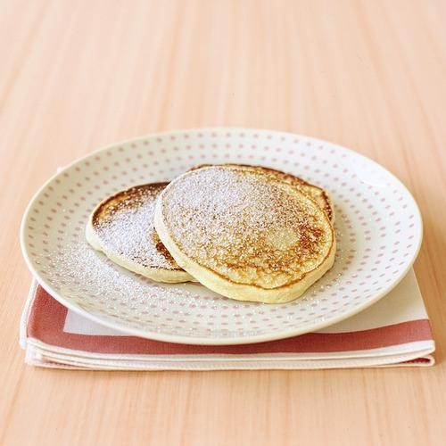 The Secret to the Fluffiest Pancakes Imaginable