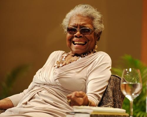 Maya Angelou: The Original Solo Adventuress