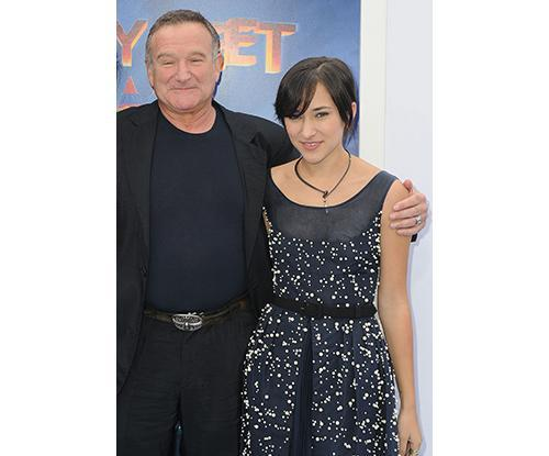 Robin Williams' Daughter Steps Away from Social Media after Online Abuse