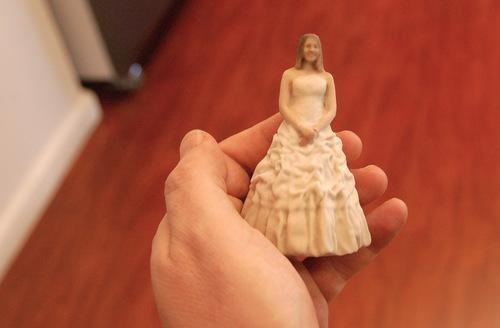 Such A Doll: Get Yourself Scanned And Printed In 3D