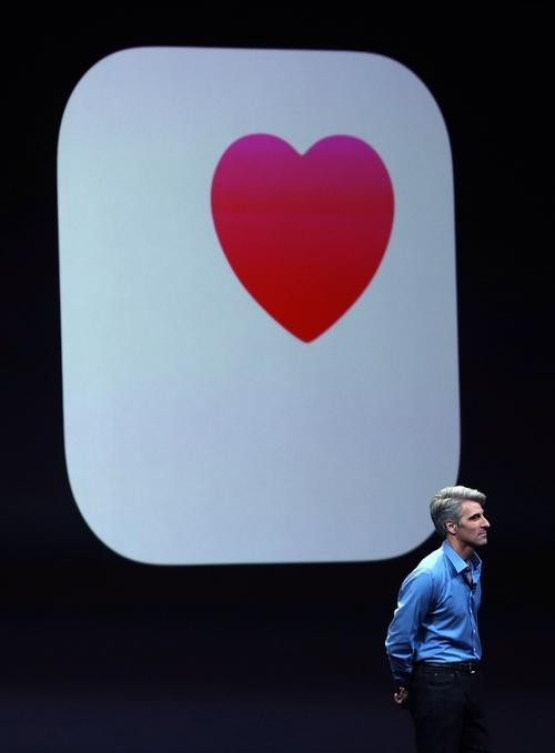 Apple Launches Health App to Track Your Fitness