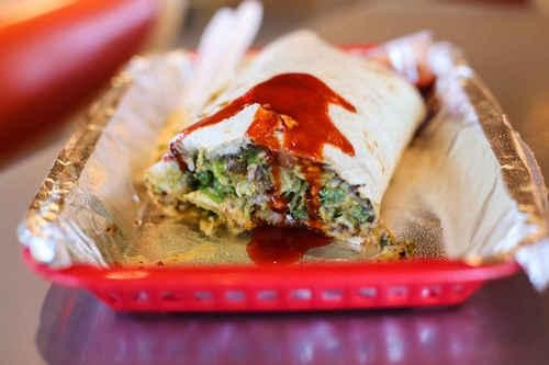 Game-Changing Burritos