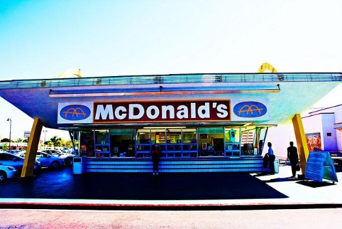 WATCH: The Oldest McDonald's in the Country Serves Up Fried Apple Pie and Fifties Charm