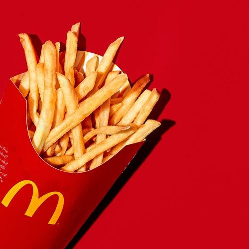 What Exactly Is in McDonald's French Fries?