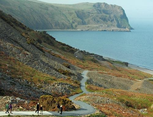 Royalty, Sheep, and Blood Sausage — the Wales Coast Path