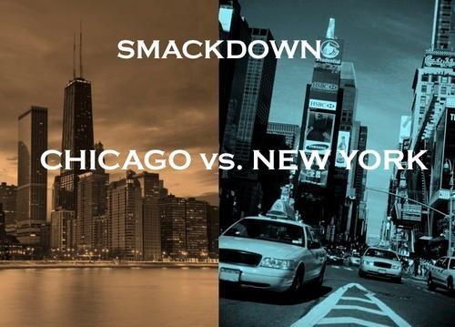 Chicago vs. New York City