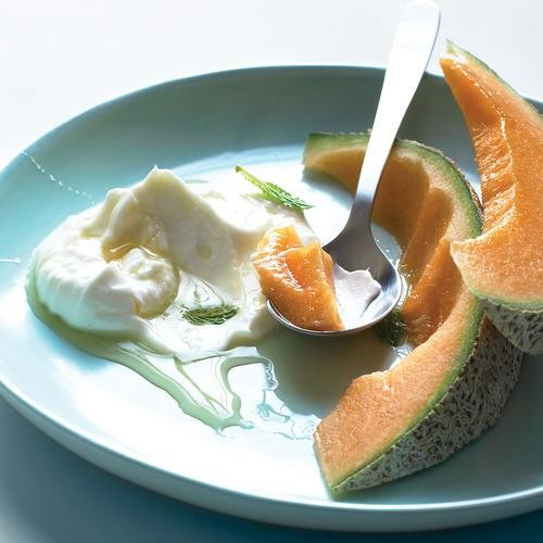Melons and Yogurt and Mint, Oh My!