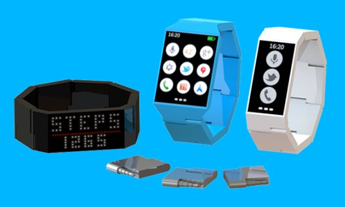 Coming Soon: Build Your Own Smartwatch with Blocks
