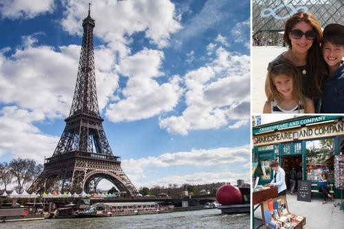 AU-M-G! How to Do Paris with Kids